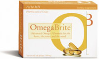 Pharmaceutical grade fish oil , Omegabrite